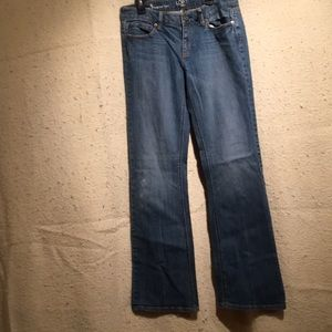 Ann Taylor Loft - Woman's Jeans - Size 8